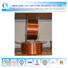 Copper mig wire er70s-6 co2 gas protected with SGS Certificate!!