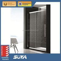 Hot selling simple shower enclosure shower screen with low price