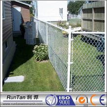 China manufacturer white plastic split rail fence