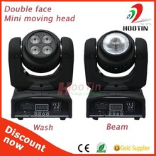 New Double Face 10W RGBW Beam LED Stage Light System For Concert