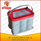 Prosense 12V 50AH SpiralCell bateria de carro