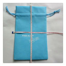 China advertising non woven drawstring bag promotional pouch bag