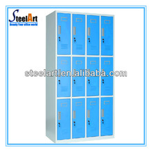 stainless steel blue marine locker