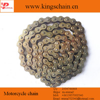 New package japan high quality motorcycle chain