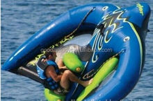 Outdoor Sea Flying Manta Ray Rider, Inflatable Towable Ski Tubes For Water ,Exciting inflatable Flying Manta Ray