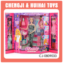 11.5inch hot selling Safety material candy girl doll for children