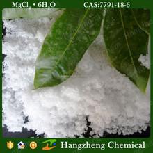 MgCl2.6H2O 98% min White Crystal