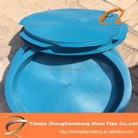 PVC pipe fitting end cap ,Steel Pipe end cap ,plastic end cap