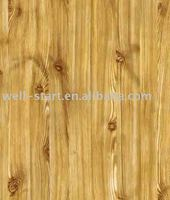 Wooden effect decal heat transfe paper for furniture