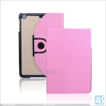For Ipad mini 1 2 3 4 rotate leather case, twin colors