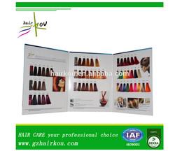permanant hair dye Hair color shades for salon use