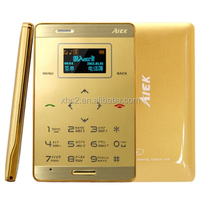 AIEK M3 Single SIM MP3 + GPRS Mobile Positioning function Touch Keyboard Mini Mobile Phone, Support TF Card, Quad Band