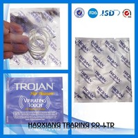 Heat seal plastic bags for fishing lures plastic bag
