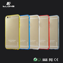 "hot sale!!!For iPhone 6 Case 4.7"" Slim Transparent Crystal Clear Hard TPU Back Cover DLONS"