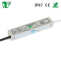 Tested good IP67 Waterproof street light led 24v power supply with CE standard