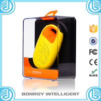 2015 New products Music Wireless Mini waterproof / Portable waterproof bluetooth speaker made in China