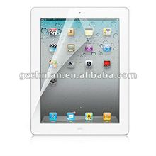 Ultra clear tablet screen protector for ipad 4
