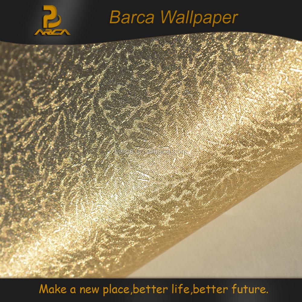 차원의 금박 디자인 벽 종이 롤 인기 집 장식 도매-벽지 또는 벽 ...
