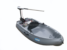 2015 single sit on top kayak manufacturing plastic roto mold customize kayak wholesale