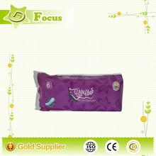 Export to india good quality sanitary napkin, lady panty liner, economic sanitary napkin