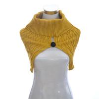 2015 fashion cable knit ladies scarf shawl