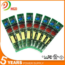 Factory direct sale hot sale good price 260mA led tube driver 22W THD<17% with 5 years warranty