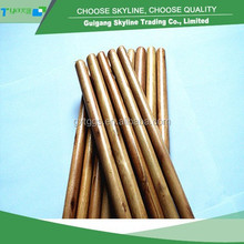 1200*22mm wooden broom handle with high quality lacquering