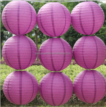 Chinese paper lanterns home and party decoration wedding decoration round wedding balloons