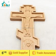 A&J Wooden crucifix crosses