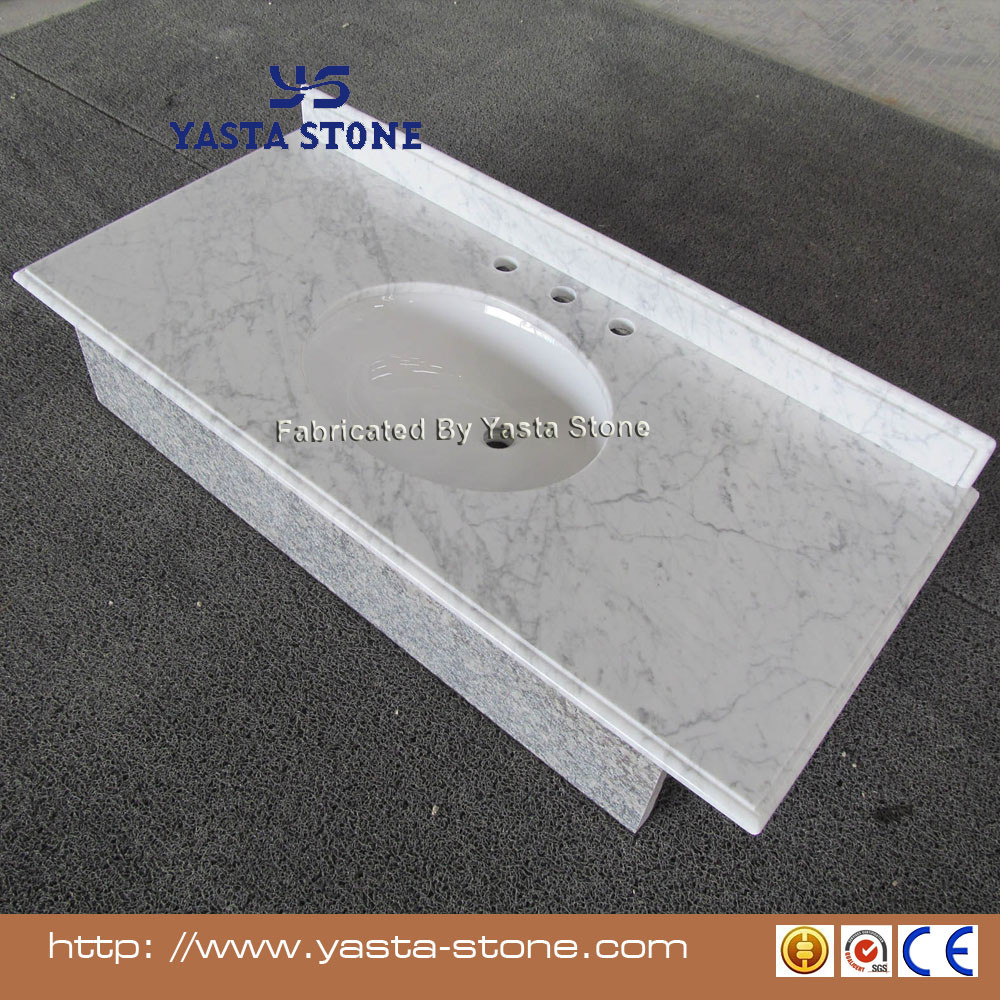 Precio Barato Talian Bianco Carrara Blanco Carrara Encimera  ~ Encimeras De Marmol Para Cocinas Precios