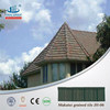 Decorative Stone Coated Metal Villa Roof Tile stone coated roofing sheet
