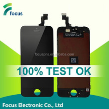 high quality touch display lcd for iphone 5c
