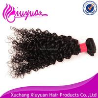 4 Ounce malasian human hair weave equal virgin jerry curl hair bundles for black woman