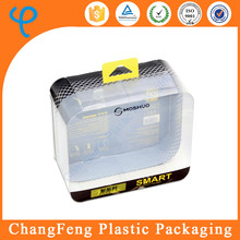 mobile phone holder plastic clear package box