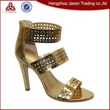 Promocionales de alta calidad mujeres venta al por mayor zapato de vestir