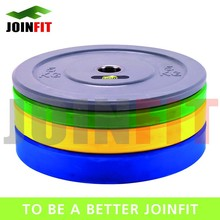 Crossfit power training plastic Weight Plate wholesale