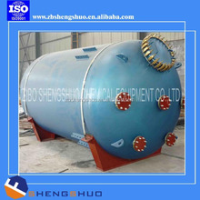10000L Glass Lined Tank Carbon Steel With Glass Lining LayerChina Factory