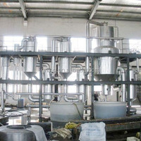 Single Effect Double Effect Three Effect Central Milk Concentration Evaporator
