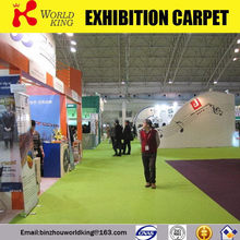 Designer branded commercial printing carpet