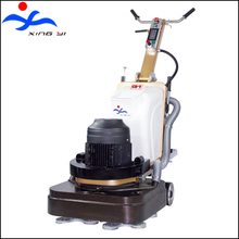 construction equipment concrete floor polishing machine for epoxy floor coating