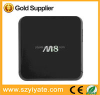 Hot selling shenzhen m8 android4.4 high standard quad core mainboard google play installer apk