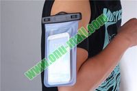 High Quality with Armband Belt Protective Waterproof Case for Blackberry Q10