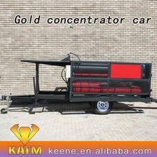 gold concentrator hot sale in sudan