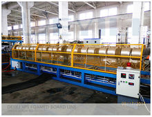 xps insulation board production line SFBZ-100/120