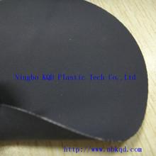 Темно-зеленый пвх ламинированные полиэстер ткани / 6 P пвх ткани для плащ