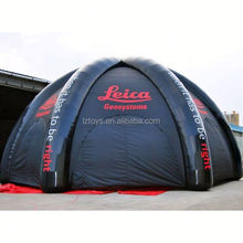 tents inflatable , LZ-E1472 camping transparent inflatable tent