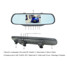 Manual Car Camera HD DVR Recorder