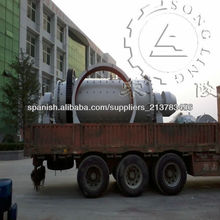 900*2100 China industrial Silica molino de bolas