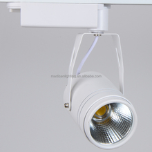 HIgh Quality 30W High CRI93 CR EE track light led cob for shoppping mall, BIg stores