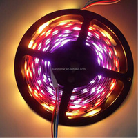 HOT selling flexible led light strip 5050 ws2812b